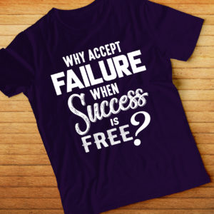 Why Accept Failure
